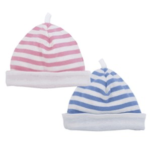 STRIPE BABY HAT Organic Cotton